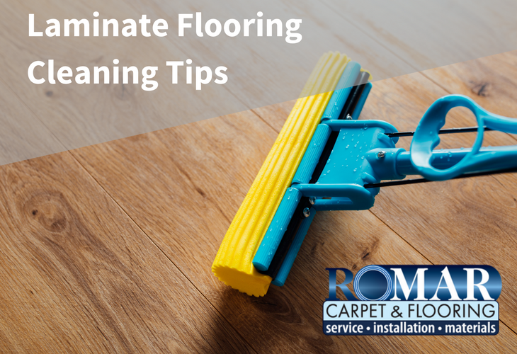 Laminate Flooring Cleaning