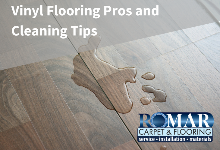 Vinyl Flooring Pros and Cleaning Tips